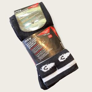 ✨ FREE with purchase ✨ NEW Youth Soccer Socks w/ Lightweight Ribbed Leg Support